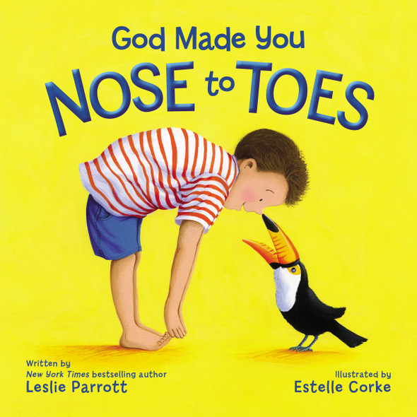 God Made You Nose to Toes Cover