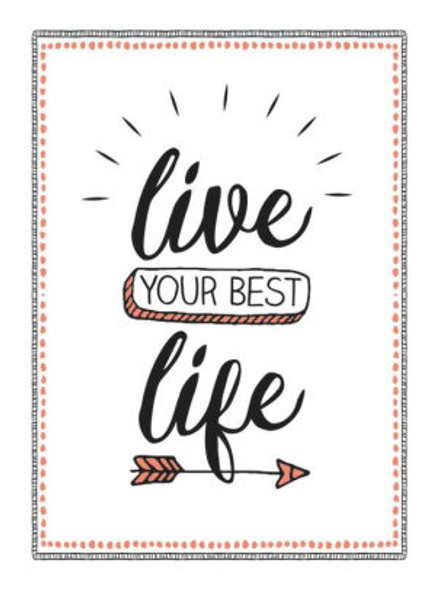 How to Live Your Best Life Cover