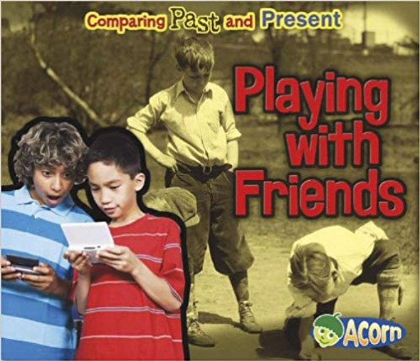 Playing with Friends ( Comparing Past and Present ) Cover