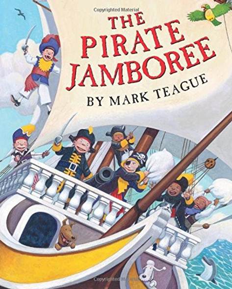 The Pirate Jamboree Cover