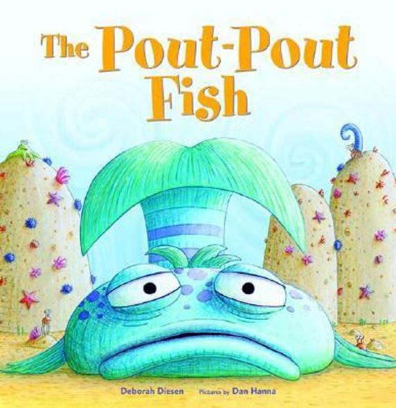 The Pout-Pout Fish Cover