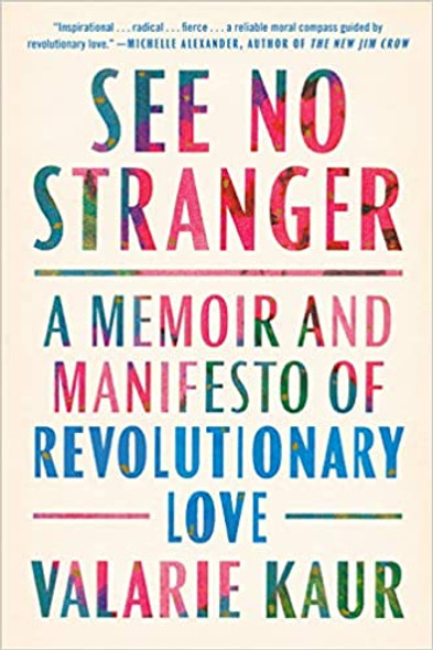 See No Stranger: A Memoir and Manifesto of Revolutionary Love Cover