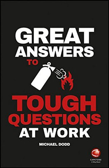 Great Answers to Tough Questions at Work Cover