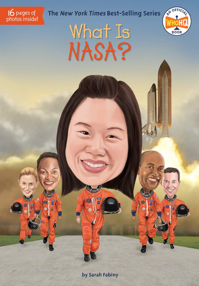 What Is Nasa? (What Was?) Cover