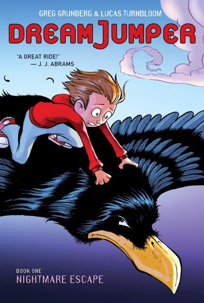 Nightmare Escape (Dream Jumper, Book 1) Cover