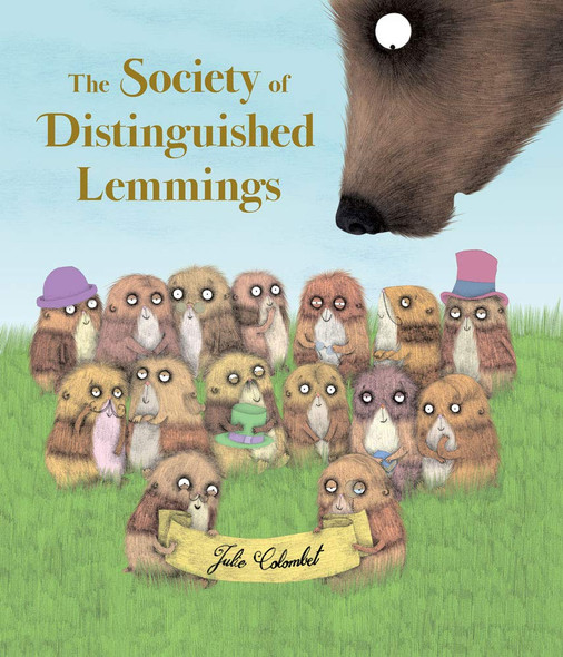 The Society of Distinguished Lemmings Cover