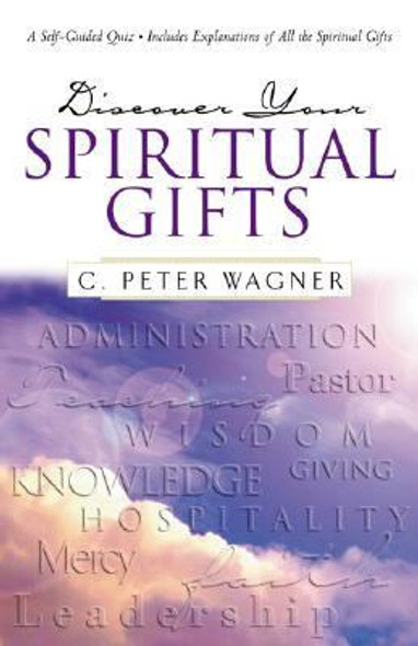 Discovering Your Spiritual Gifts Cover