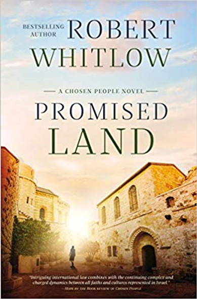 Promised Land (Chosen People Novel #2) Cover