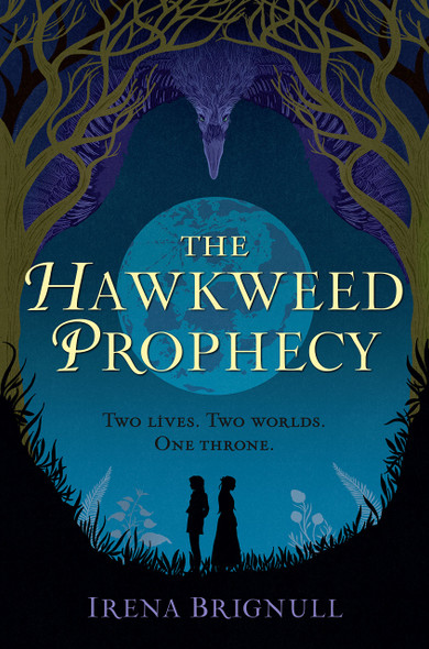 The Hawkweed Prophecy Cover