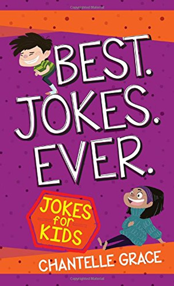Best. Jokes. Ever.: Jokes for Kids Cover
