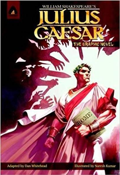 Julius Caesar: The Graphic Novel Cover