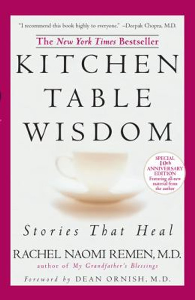Kitchen Table Wisdom: Stories That Heal Cover
