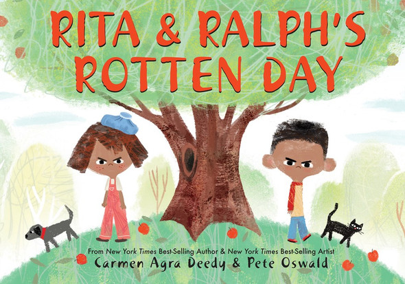 Rita and Ralph's Rotten Day Cover