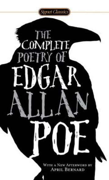 The Complete Poetry of Edgar Allan Poe Cover