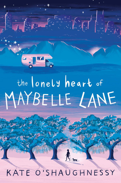 The Lonely Heart of Maybelle Lane Cover