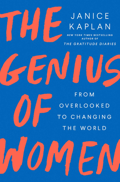 The Genius of Women: From Overlooked to Changing the World Cover