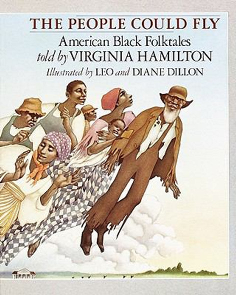 The People Could Fly: American Black Folktales Cover