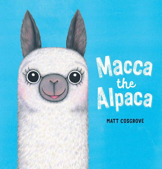 Macca the Alpaca Cover