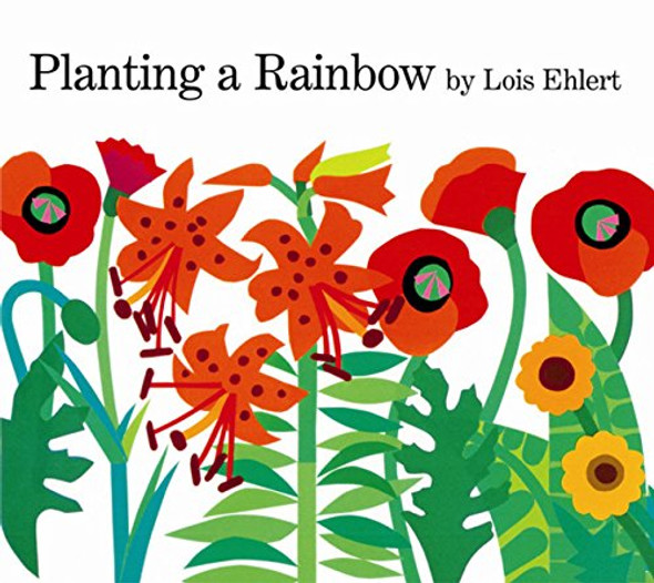 Planting a Rainbow (Harcourt Brace Big Books) Cover