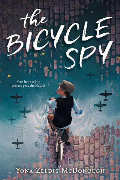 The Bicycle Spy Cover
