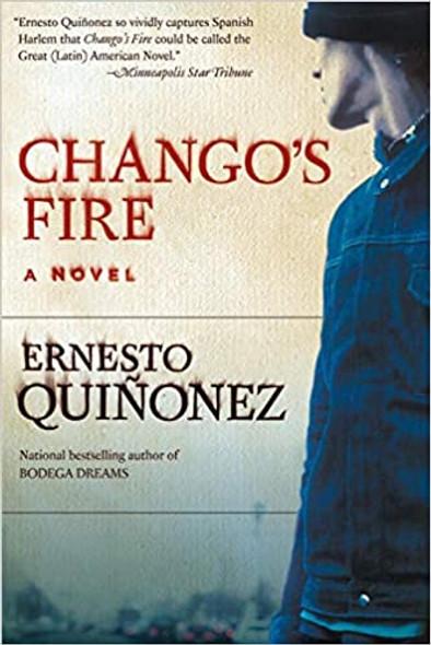 Chango's Fire Cover