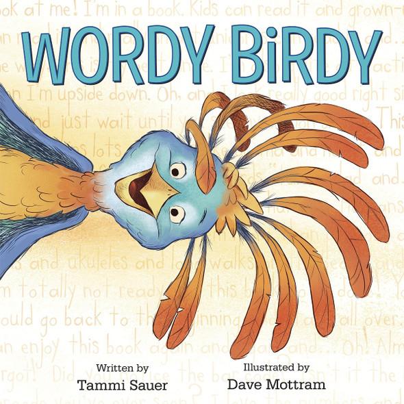 Wordy Birdy Cover