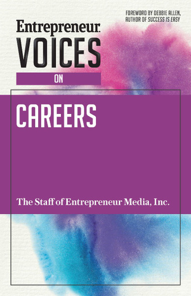 Entrepreneur Voices on Careers Cover