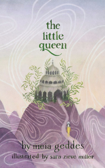The Little Queen Cover