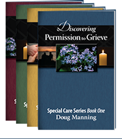 Special Care Series Set (Discovering Permission to Grieve, Discovering Significance, Discovering Understanding, and Discovering Comfort) Cover