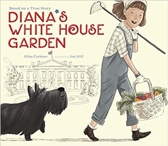 Diana's White House Garden Cover