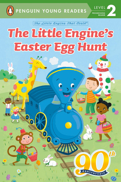 The Little Engine's Easter Egg Hunt (Little Engine That Could) Cover