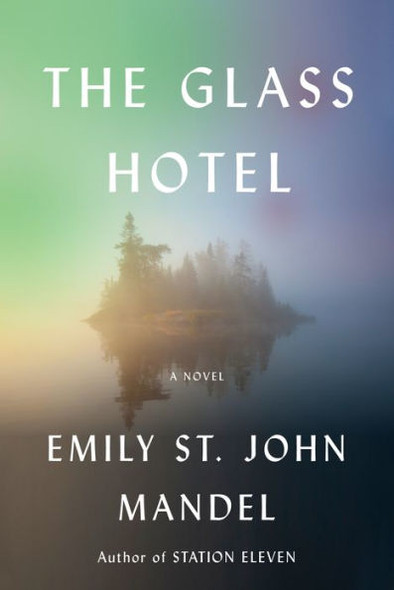 The Glass Hotel: A Memoir Cover