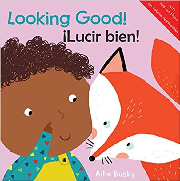 Looking Good!/Álucir Bien! (New Artwork) ( Just Like Me/Áigual Que Yo! (English/Spanish Bilingual) #4 ) Cover