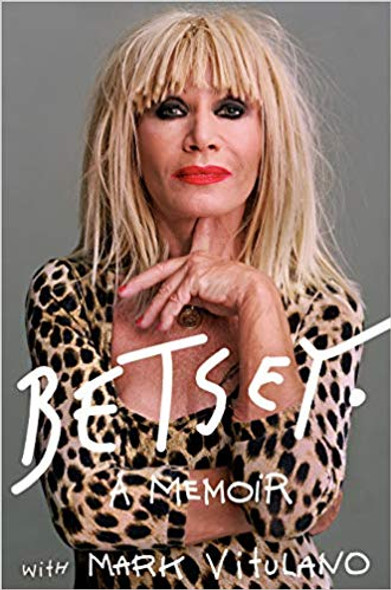 Betsey: A Memoir Cover
