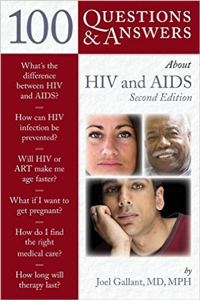100 Questions & Answers about HIV and AIDS Cover