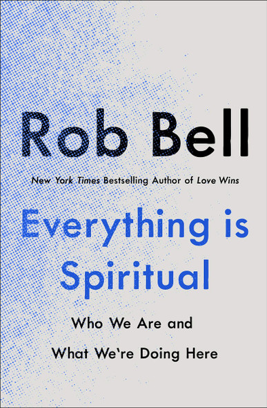 Everything Is Spiritual: Who We Are and What We're Doing Here Cover