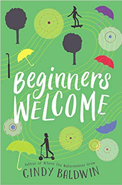 Beginners Welcome Cover