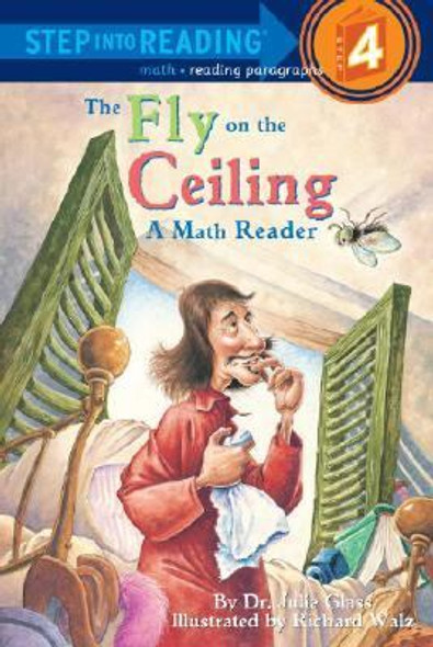 A Fly on the Ceiling (Step-Into-Reading, Step 4) Cover