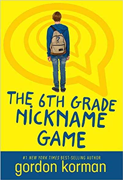 The 6th Grade Nickname Game (Repackage) Cover