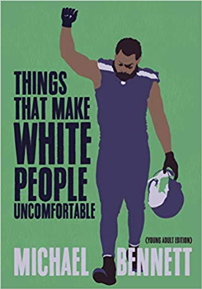 Things That Make White People Uncomfortable (Adapted for Young Adults) Cover