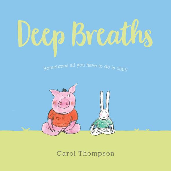 Deep Breaths Cover