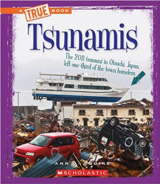 Tsunamis ( True Bookextreme Earth ) Cover