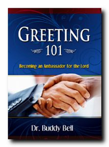 Greeting 101: Easy Steps to Greeting in the Local Church Cover