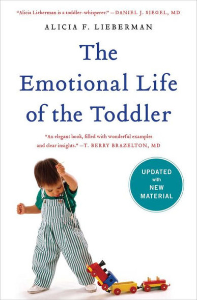 The Emotional Life of the Toddler Cover
