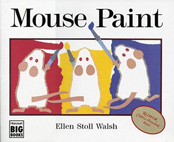 Mouse Paint (Harcourt Brace Big Books) Cover