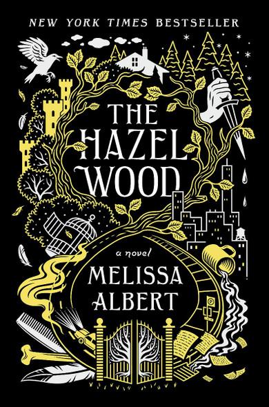 The Hazel Wood Cover