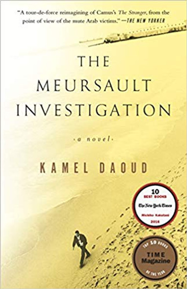The Meursault Investigation Cover
