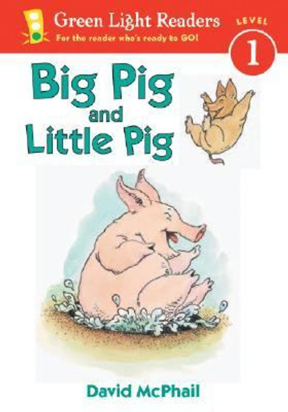 Big Pig and Little Pig Cover