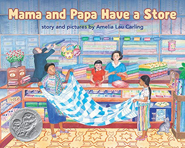 Mama and Papa Have a Store Cover