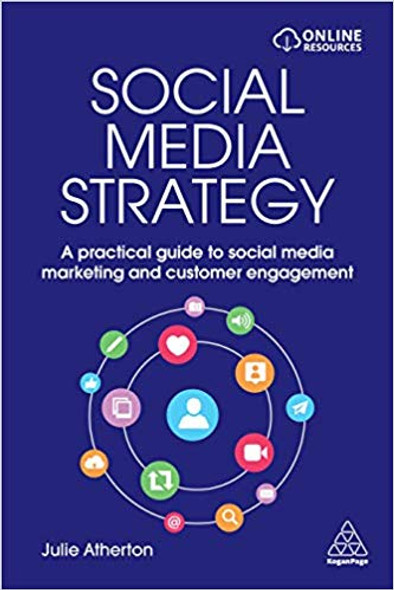 Social Media Strategy: A Practical Guide to Social Media Marketing and Customer Engagement Cover
